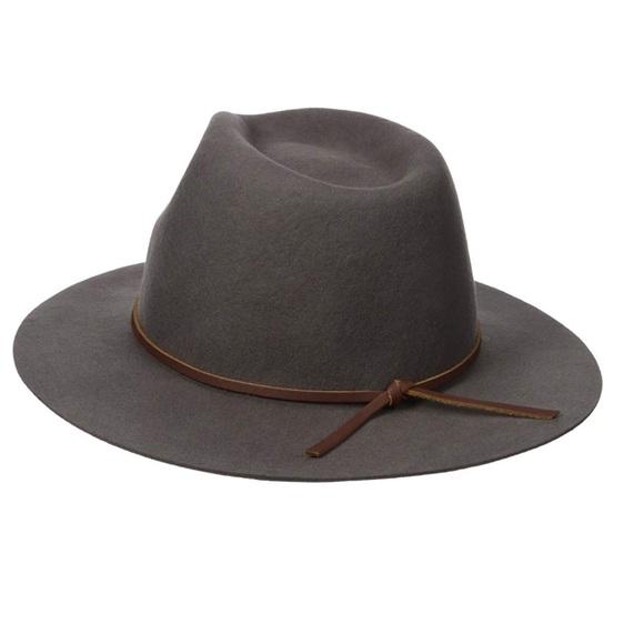 d9be5c454ed09 Brixton Wesley Fedora Hat